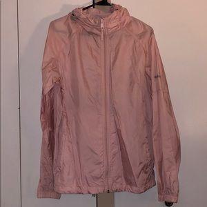 columbia lightweight rain jacket